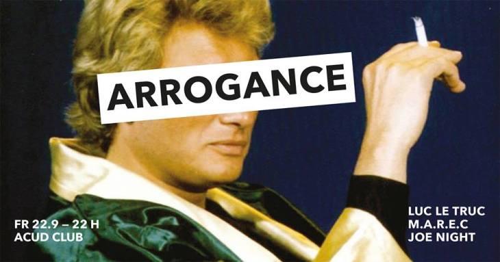 Arrogance acud club decouvrir berlin joe night