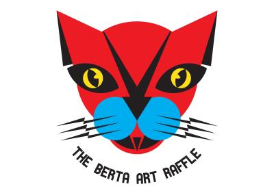 LOGO - THE BERTA ART RAFFLE-2