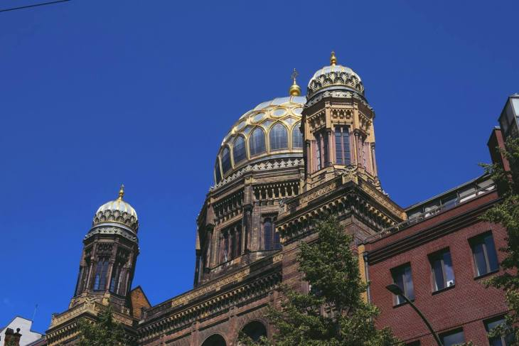 synagogue découvrir berlin