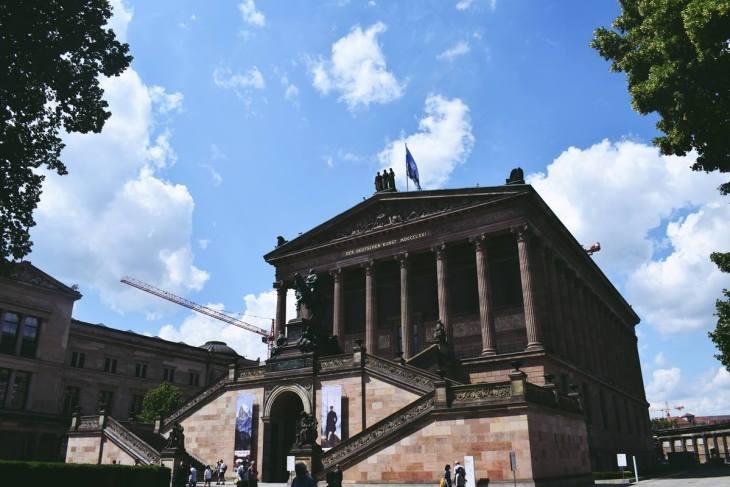 découvrir berlin Alte Nationalgalerie