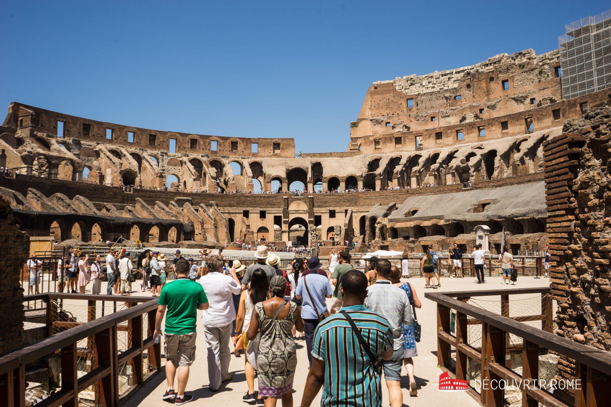 Rome tickets Colisée