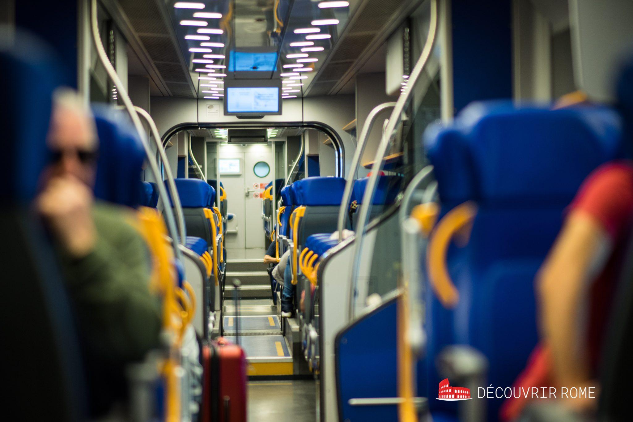 Leonardo Express Rome