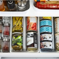 Pantry Storage Designs Is Easy To Install - Kitchen Storage Organization