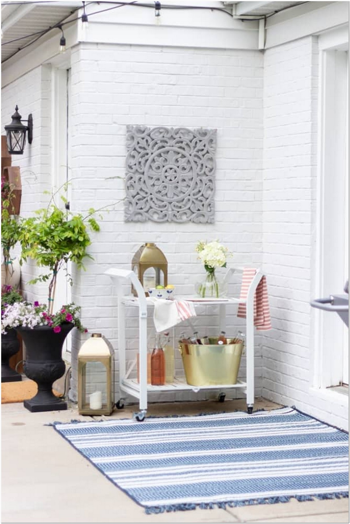 Outdoor Bar Cart Which Is Best For Your Ultimate Porch Or Patio