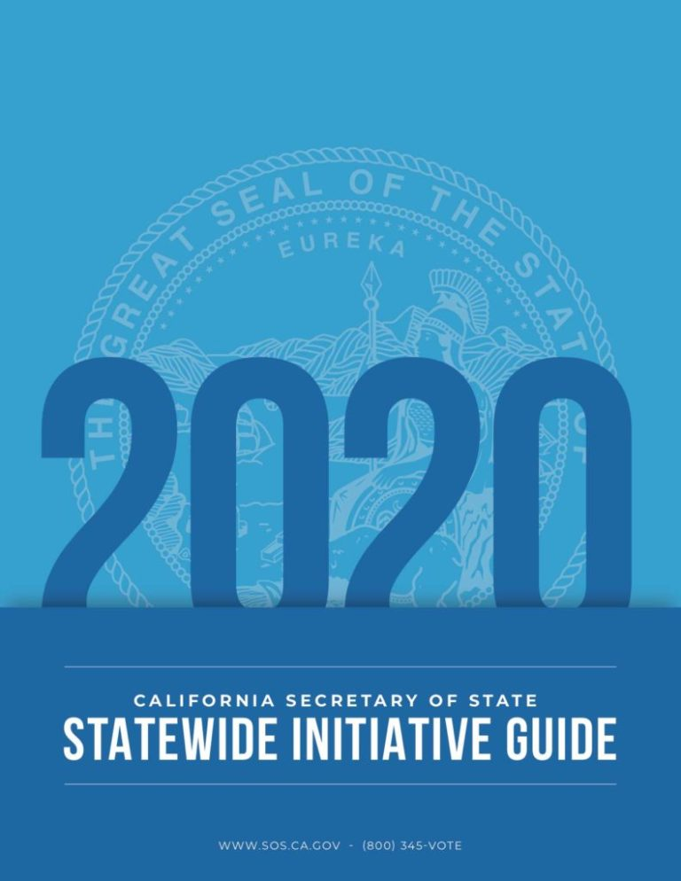 Statewide Initiative Guide