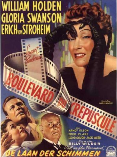 Poster do filme Crepúsculo dos Deuses