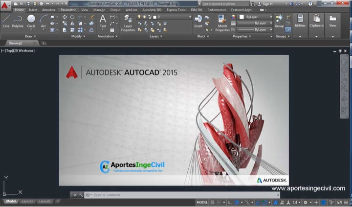 Curso gratis de AutoCAD 2015