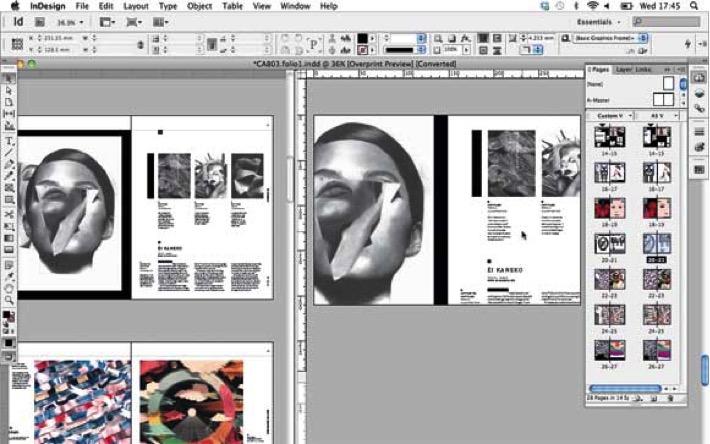 Curso gratis de InDesign para proyectos interactivos