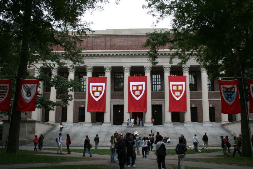Cursos gratis de Harvard