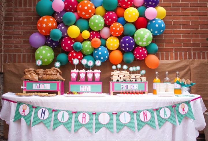 Cursos gratis de globos decoraci n f rmate en for Como hacer decoracion con globos