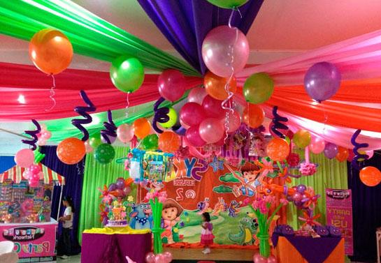 Cursos gratis de decoracion de fiestas