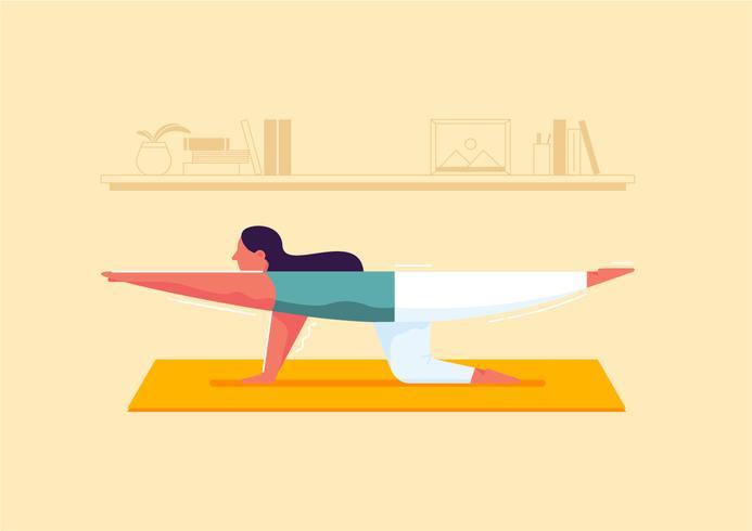 Curso gratis de yoga para flexibilidad de piernas