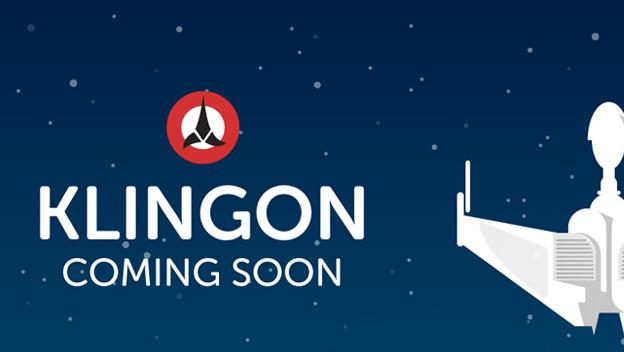 Curso de Klingon gratis