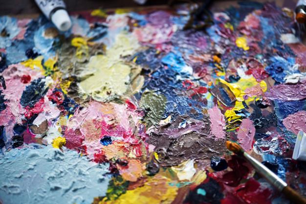 Curso de pintura acrílica gratis