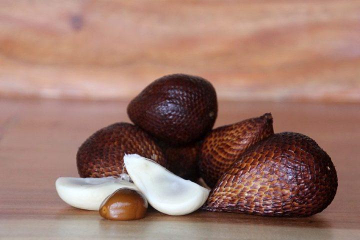 gambar buah salak