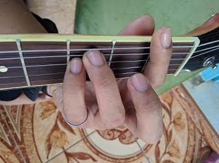 chord Fm gantung