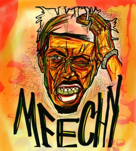 Meechy James Patterson