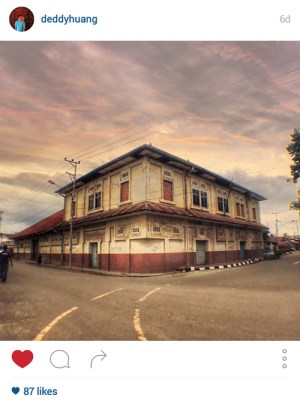sekanak1 - 10 Lokasi Hits Instagramable di Palembang