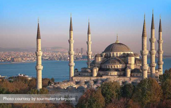 cheria - Daftar 10 Tempat Wajib Dikunjungi Bersama Cheria Travel di Turki