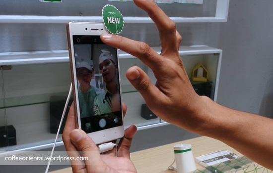 oppo10 - Nangkring Seru Pakai OPPO F1, Selfie Sempurna Setiap Saat