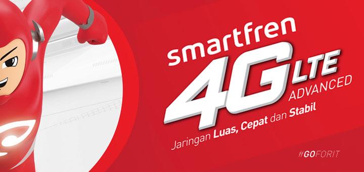 smartfren goforit mantapps - Pakai 4G LTE Smartfren Bikin Komunikasiku Lancar