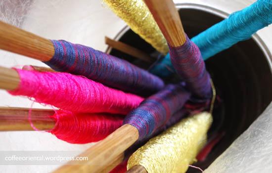 Kenali Songket Palembang, Cintai Produk Lokal