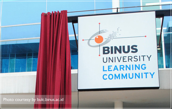 Kuliah Masa Depan itu Online! Yuk #MajuTanpaBatas di BLUC