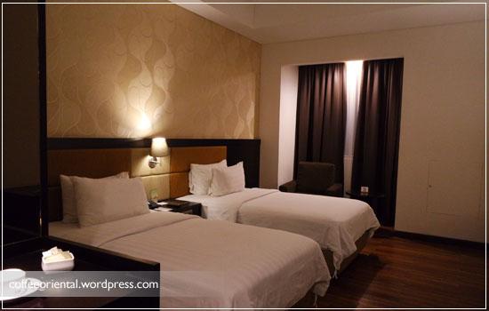 gambar kamar Hotel Beston Palembang