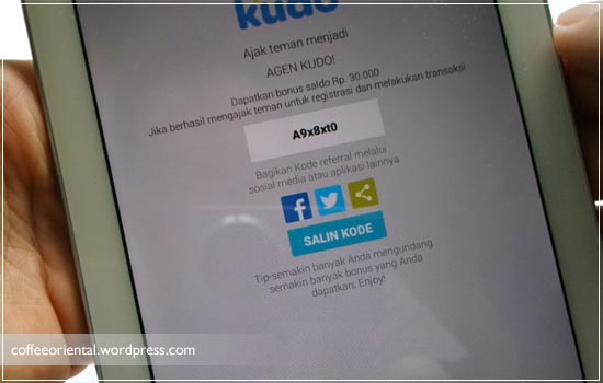 kudo14 - Download Aplikasi Kudo, Bisnis Modal Minim Bikin Ketagihan