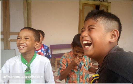 Anak-anak Kampung Al Munawar ; 2/12/2016 3:06 pm
