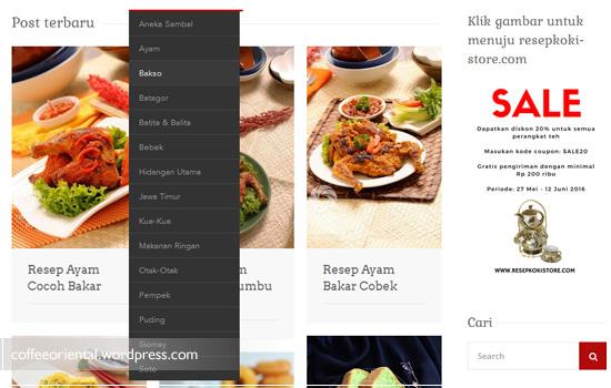 resep01 - 5 Hal Cari Resep Masakan Lebih Gampang Pakai ResepKoki.id