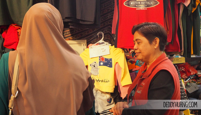 aussin07 - Unik! Ada Pasar Oleh-Oleh Murah Di Perth Hanya Buka Pas Weekend