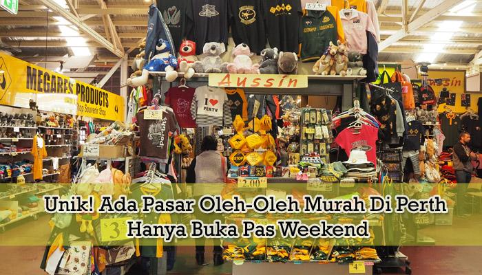 banner aussin - Unik! Ada Pasar Oleh-Oleh Murah Di Perth Hanya Buka Pas Weekend