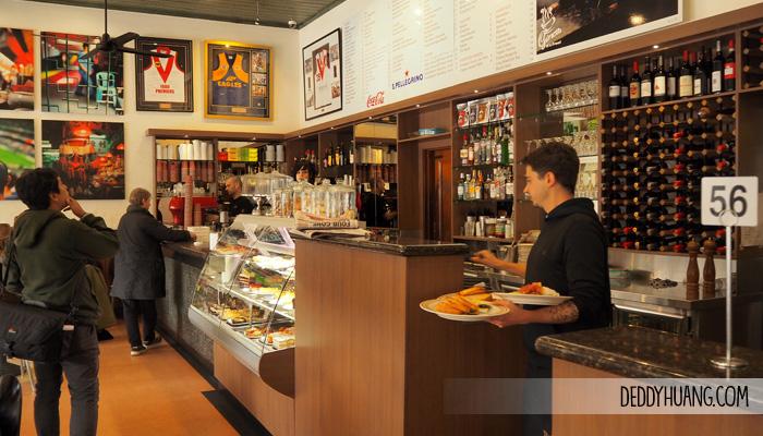 ginos cafe fremantle perth - 9 Tempat Traveling Seru Musim Panas Sambil Kuliner Enak di Perth