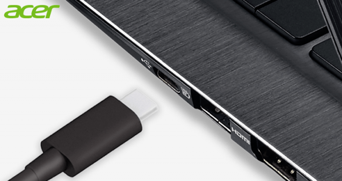 usb type c - Bagaimana Acer Switch Alpha 12 Menemani Aktifitas Blogger? #SwitchableMe