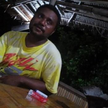 abang richard2 - Jelajah Raja Ampat: Pulau Mansuar, Surga Wisata Bahari Indonesia Mendunia (Bagian 1)