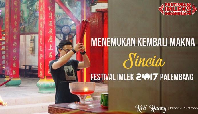 banner festival imlek indonesia - Menemukan Kembali Makna Sincia