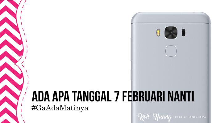"""banner asus - 7 Februari 2017, ASUS Hadirkan Smartphone """"GaAdaMatinya"""""""