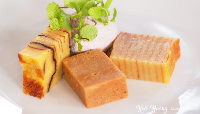 Kuliner Nusantara : Aneka Kue Basah Palembang