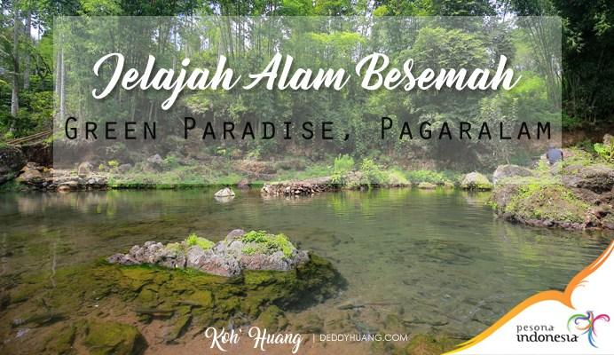 green paradise pagaralam