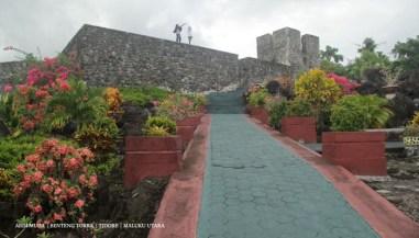Benteng Torre, Tidore