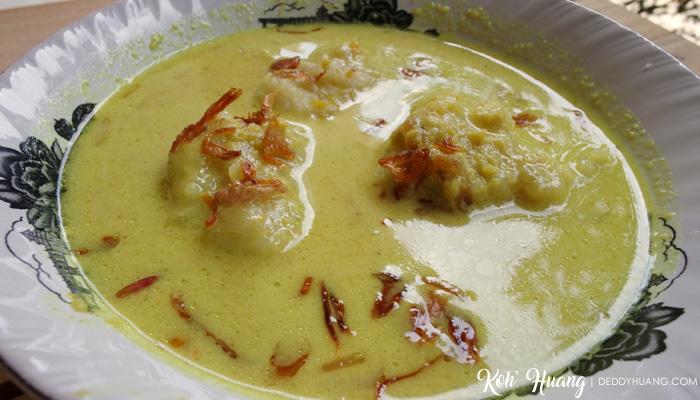 Kuliner Nusantara : Celimpungan Palembang