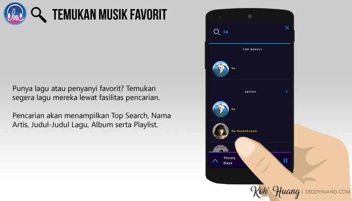 pencarian lagu - Langit Musik, Cara Keren Nikmati Musik Digital Secara Legal