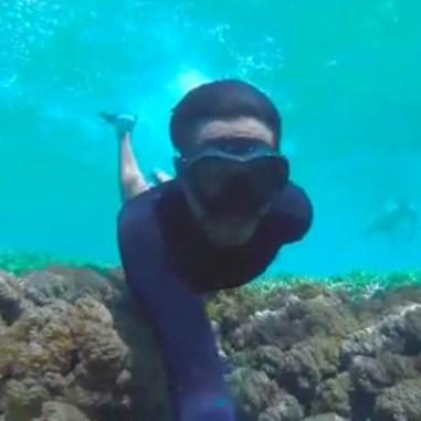 Snorkeling di Pulau Failonga