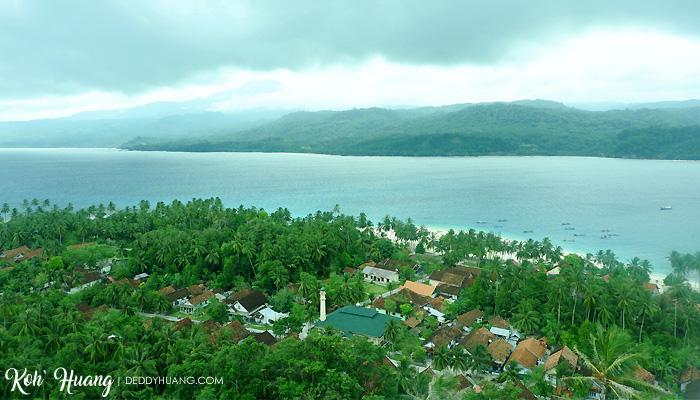 drone pulau pisang - Jelajah Pesona Pulau Pisang, Krui (Bagian 1)