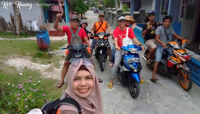 keliling pulau pisang
