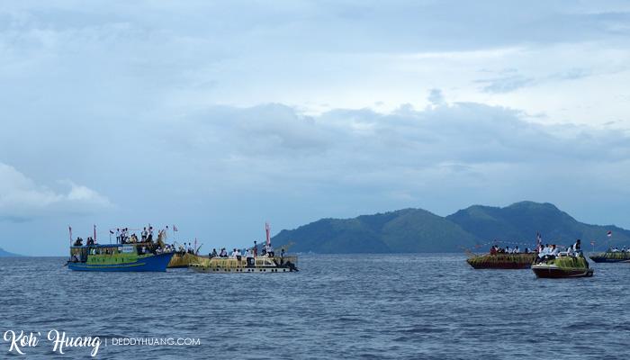 laut halmahera - Tidore Tempo Dulu, Sekarang dan Masa Depan
