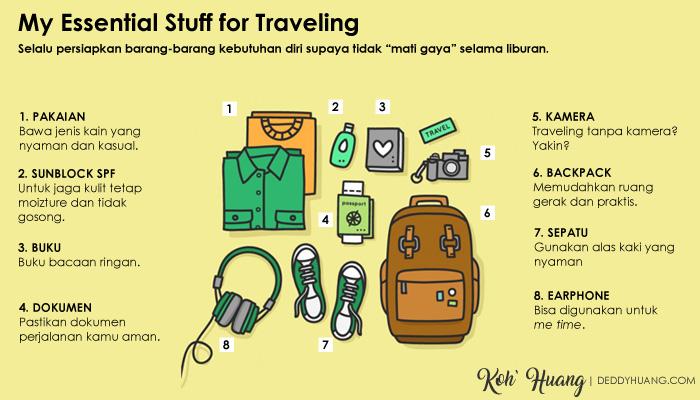 my essential stuff - Jelajah Pesona Pulau Pisang : Bertemu Teman Baru (Bagian 2)