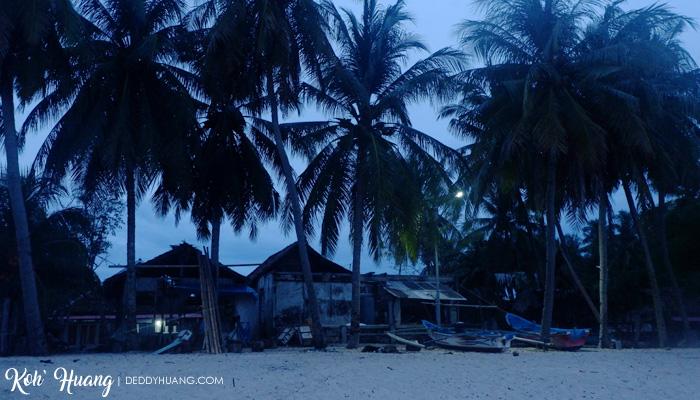 pagi di pulau pisang - Jelajah Pesona Pulau Pisang : Bertemu Teman Baru (Bagian 2)