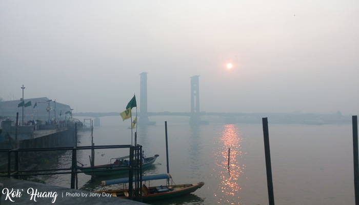 palembang kabut asap - Restorasi Hutan Gambut Sepucuk Siap Curi Perhatian Dunia